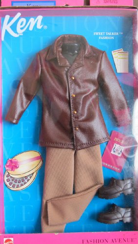Ken Outfit Fashion Avenue Sweet Talker 2001 (2001 Sweet)