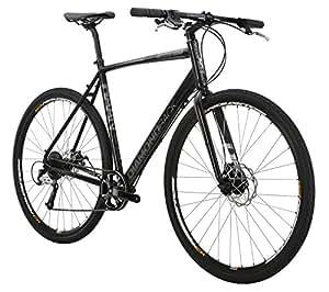 Diamondback Bicycles 2015 Haanjo Metro Complete Alternative Road Bike, 50cm/X-Small, Black