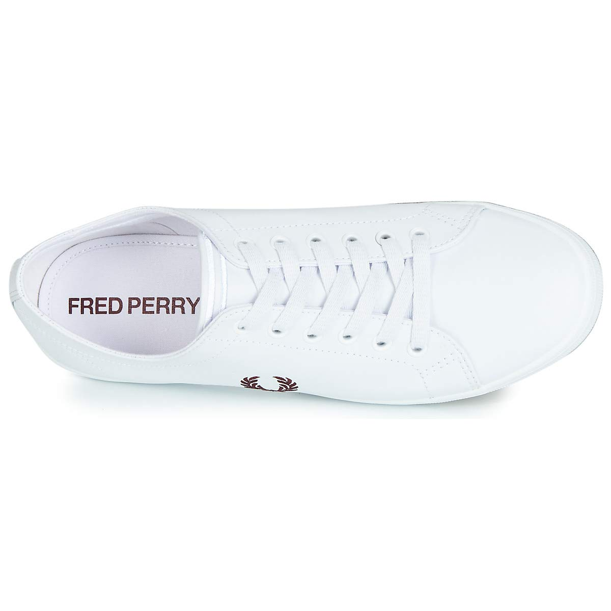 Frot Perry Kingston Burgundy Leather Weiß Burgundy Kingston 609783