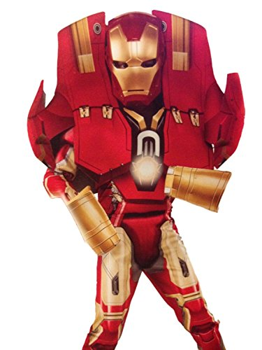 [Hulk Buster Costume Accessory] (Hulkbuster Costume For Kids)