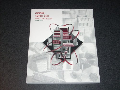 COMPAQ SMART-2DH ARRAY CONTROLLER Reference Guide, Part number 295469-002 2nd Edition 1998. Genuine Compaq ()