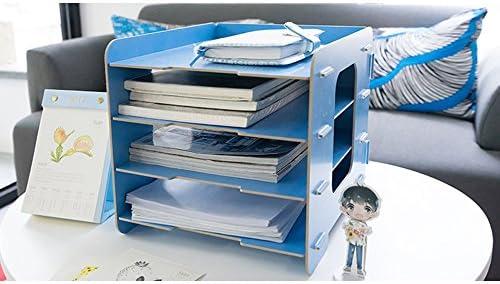 Revistero archivador Caja de almacenamiento de archivos de ...