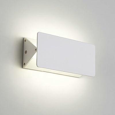 Moderne Led Mur Lumière Réglable Rectangle Applique Murale Acrylique