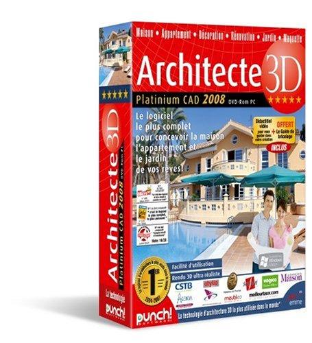 Architecte 3d Platinium 2008 Amazon Fr Logiciels