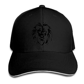 The King of Lion Classic% Cotton Hat Gorras Moda Gorra de béisbol ...