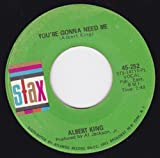 45vinylrecord You're Gonna Need Me/(I Love) Lucy (7