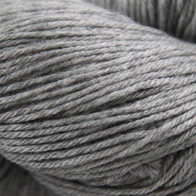 ont Fingering Weight Sock Yarn, Superwash Merino Wool/Silk/Polyamide - Light Grey ()