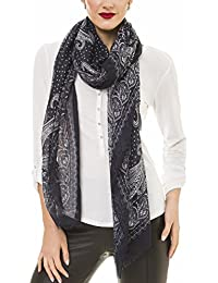a1dc34926 Scarf for Women Lightweight Paisley Fashion for Summer Fall Scarves Shawl  Wrap