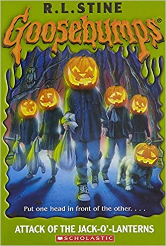 [By R.L. Stine ] Attack of the Jack-O-Lanterns (Goosebumps - 48) (Paperback)【2018】by R.L. Stine (Author) (Paperback) from Scholastic Incorporated