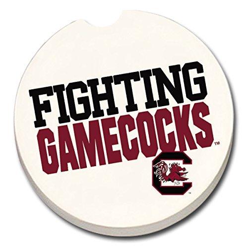 South Carolina Gamecocks Stocking (University of South Carolina Fan Car Coaster by CounterArt)