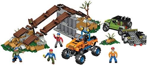 (Mega Bloks Jeep Off-Road Adventure)