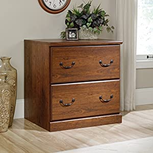 Sauder 418647 Orchard Hills Lateral File, Milled Cherry Finish