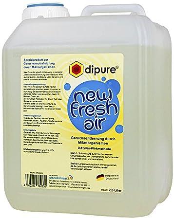 Dipure New Fresh Air Geruchsentferner Mit Mikroorganismen
