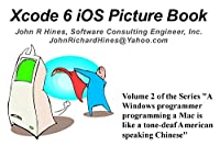 Xcode 6 iOS Picture Book Front Cover