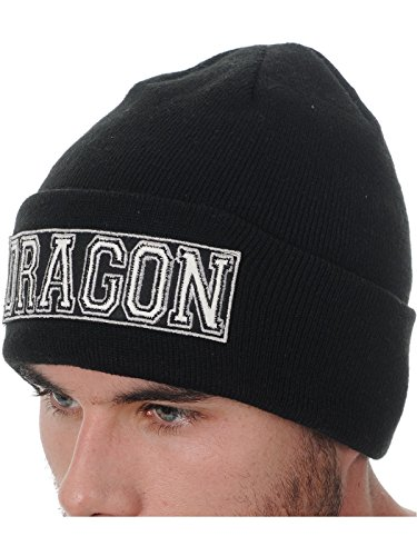 Negro Default Spirit Gorro Team Dragon Negro XYFUI