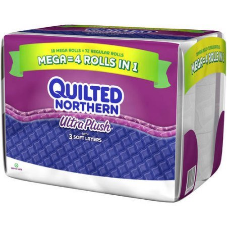 quilted northern 18 - 4
