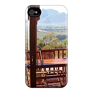 New View From Villa 01 Tpu Case Cover, Anti-scratch AuiMbsF2602toQpG Phone Case For Iphone 4/4s