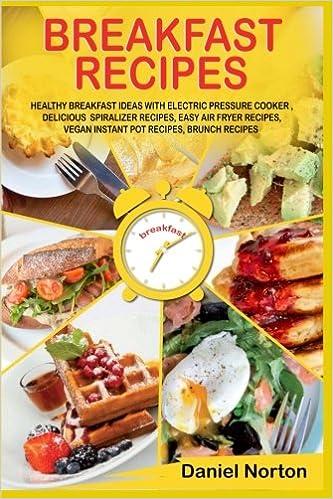 Breakfast Recipes Healthy Breakfast Ideas With Electric