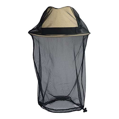 Mosquito Head Net Mesh Face Neck Protection from