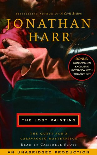 The Lost Painting by Brand: Random House Audio