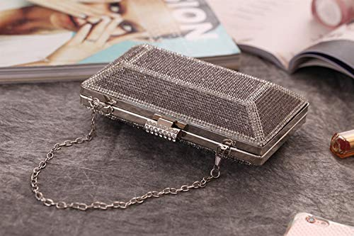 Evening Craft The Bag Bag Color Ladies in Bag Popular Handbags Silver Dress United Europe Gold States New and Bag Bags Diamond Evening Fly Banquet I6qFxwTT