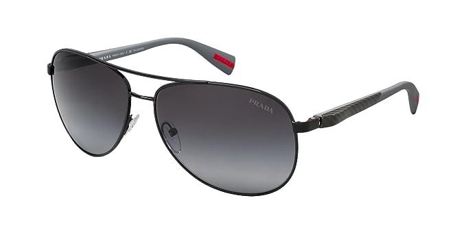 Prada Sport (Linea Rossa) ps51os Gafas de Sol: Amazon.es ...