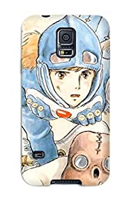 Top Quality Protection Nausicaa Of The Valley Of The Wind Case Cover For Galaxy S5