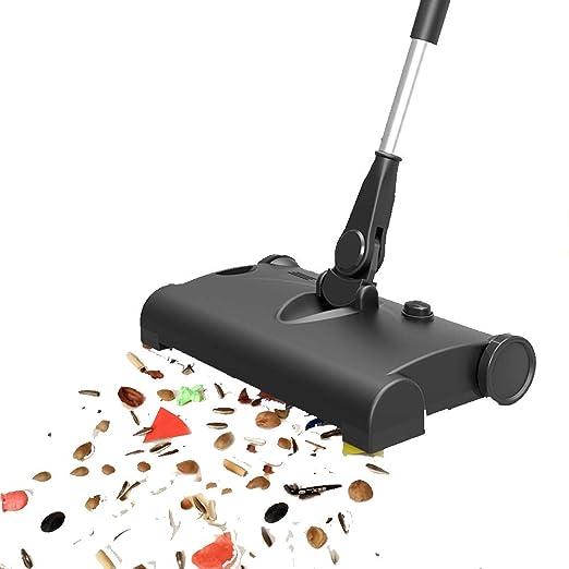 Jklnm 2 in 1 Sin Cable Aspirador Escoba, con Portátil Integrado Recargable Limpiador Baterías 1200Mah De Litio Aspirador para Suelos, Alfombras Y Azulejos: Amazon.es: Hogar