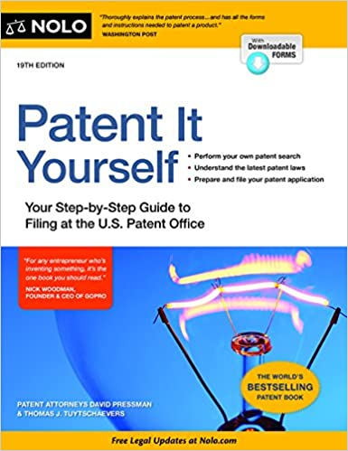 Amazon patent it yourself your step by step guide to filing patent it yourself your step by step guide to filing at the us patent office 19th edition solutioingenieria Choice Image