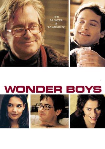 Filmcover Die WonderBoys