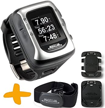 Magellan Switch UP GPS reloj deportivo w / monitor de ritmo ...