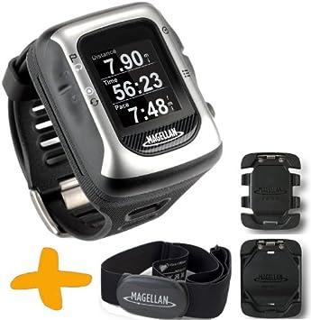 Magellan Switch UP GPS reloj deportivo w / monitor de ritmo ...