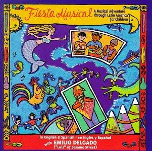 Fiesta Musical: A Musical Adventure Through Latin America For Children