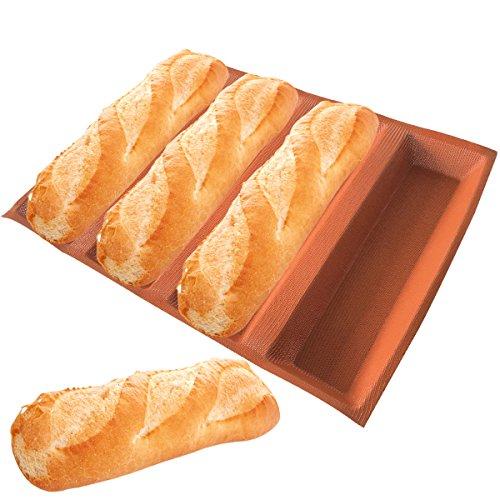 Bluedrop Silicone Bread Forms 12