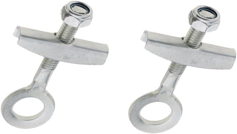 Gazechimp for Mini Pocket Bike Bicycle 47cc 49cc Chain Adjusters Tensioner Keeps Chain Pack of 2