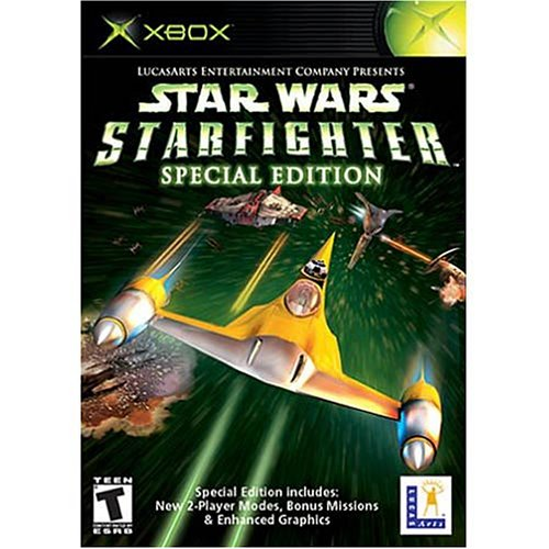 Beach Limited Edition (Star Wars Starfighter Special Edition)