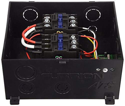 Furrion F50-ATS 50 Amp 125/250V Automatic Transfer (Automatic Transfer Switch)