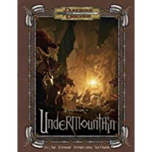 Expedition to Undermountain: A D&D Adventure Supplement
