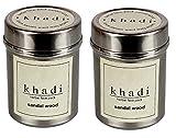 Khadi Face Pack - Sandalwood (Powder) (Pack of 2)