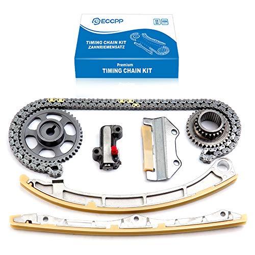 ECCPP New Timing Chain Kit fits Honda Element DX EX LX SC 2.4L DOHC 2354CC L4 Engine Code K24A8