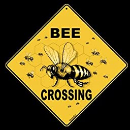 Bee Crossing 12\