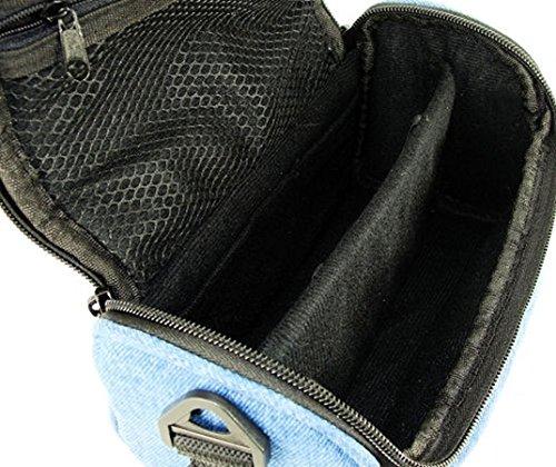 Femme Blue Noir à pour l'épaule bébé TGC Dreamy Denim Sac à Porter Rose PwSEE0