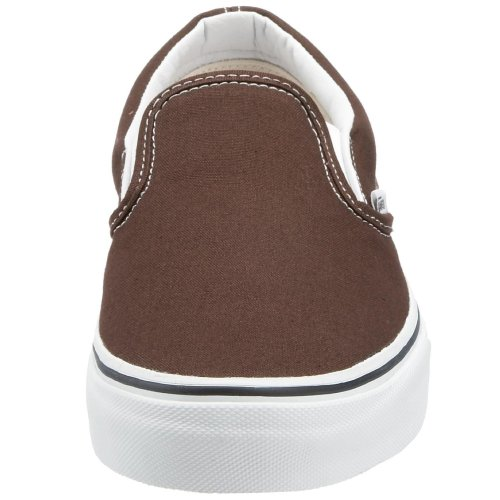 Vans Classic Slip-On - Mocasines unisex Marrón (Braun/Espresso)