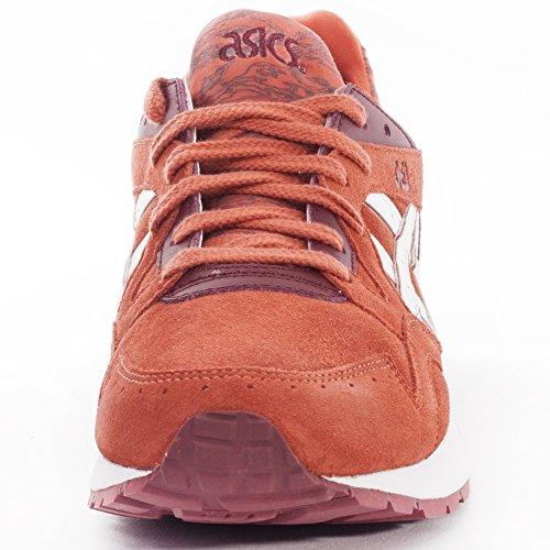 asics 2401 H6D1L Rot Sneaker Gel Lyte V Rot rBw8rqRY