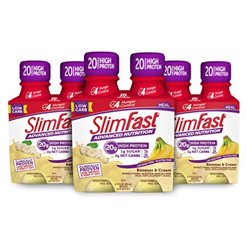 SlimFast Advanced Nutrition Bananas