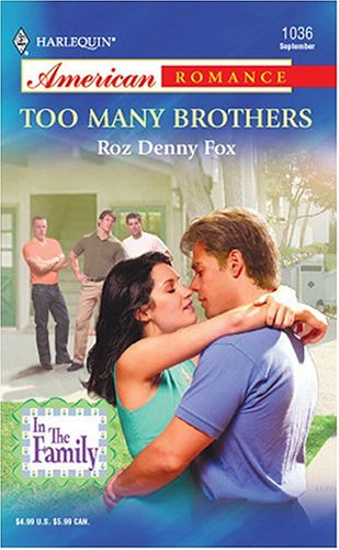 book cover of Too Many Brothers