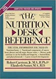 img - for The Nutrition Desk Reference book / textbook / text book
