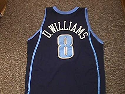 3278acd43 Image Unavailable. Image not available for. Color  Deron Williams Utah Jazz  2005-2006 Road Jersey