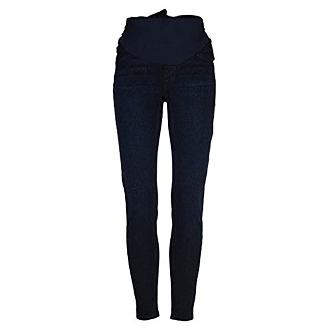 f7a5d336acf SPANX Women s Mama Ankle Jean-ish Leggings  Amazon.ca  Clothing ...