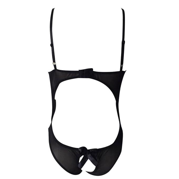 Conjuntos de lencería Abierto Lencería Sexy de Mujer Cofre A File Open Underwear Babydoll Mujer una Pieza Ropa Interior Mujer Sexy Conjuntos lencería Sexy ...